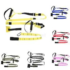 Workout Resistance Tension Pull Band Strength Training Exerciser Hanging Strap