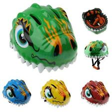 Cartoon Bicycle Safety Helmet Mountain Bike Cycling Helmet for Child 4 Colors