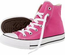 Converse All Star Purple Women Men Hi Trainers Sport Shoes Sneakers All Sizes~