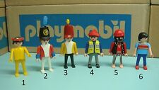 Playmobil circus asia pirate figure klicky toy indian CHOOSE one geobra 164