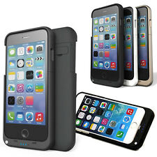 Power Bank USB Case External Backup Charger Battery Cover for iPhone 6 6s/plus