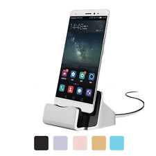 New Micro USB Sync Data Charging Dock Stand Charger Station Cradle For Android
