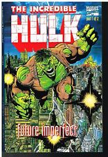 HULK :  FUTURE IMPERFECT  # 1   FROM  1992   EMBOSSED COVER IN 9.6 TO 9.8 !!!WOW