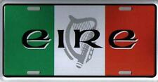 Choice of American style Ireland Car License plate with an Irish twist