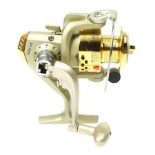 6BB High Power Gear Fishing Spinning Reel Fishing Reel SG3000A Champagne/White