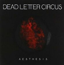 Aesthesia - Dead Letter Circus New & Sealed CD-JEWEL CASE Free Shipping
