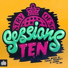Ministry of Sound Sessions Ten - Ministry Of Sound Sessions Ten New & Sealed CD-
