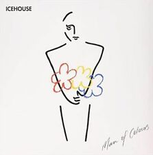 Man of Colours (red Vinyl) - Icehouse New & Sealed LP Free Shipping