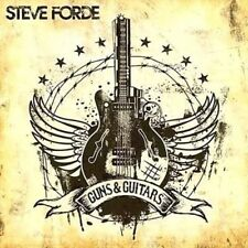 Guns & Guitars - Steve Forde New & Sealed Compact Disc Free Shipping