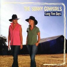 Long Five Days - Sunny Cowgirls CD-JEWEL CASE