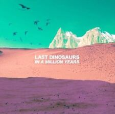 In a Million Years - Last Dinosaurs New & Sealed CD-JEWEL CASE Free Shipping