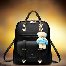 New Satchel Backpack Rucksack Shoulder Travel School Laptop Bag for Women Girls