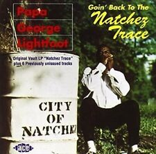 Goin Back to the Natchez Trace - George Lightfoot New & Sealed Compact Disc Free