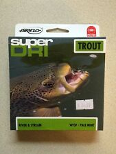 Airflo Super Dri Trout, River & Stream: Floating Fly Lines, Various