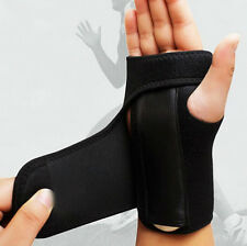 Sprains Wrist Support Arthritis Useful Brace Splint Band Carpal Tunnel Hand