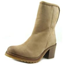 Steven Steve Madden Havek   Round Toe Leather  Bootie
