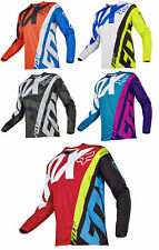 Fox Racing Mens 360 Creo Dirt Bike Jersey ATV MX Off-Road Motocross