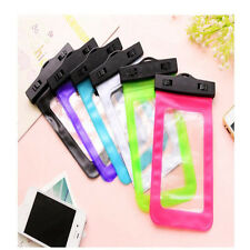 Bag Case Cover Pouch Underwater Dry Waterproof For iPhone/Cell Phone/Touchscreen