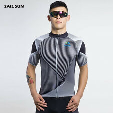 Cycling Jersey Summer T-shirt Short Sleeve Bike Clothing Bicycle Sports Wear Top