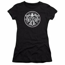 Supergirl TV Series DEO Logo Officially Licensed Junior Shirt S-XXL