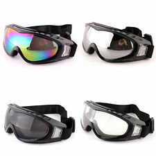 Airsoft Paintball CS Goggles Tactical Glasses Face Eye Protection Mask Dustproof