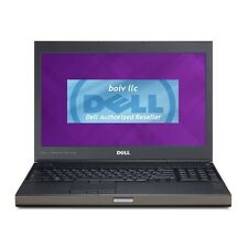Dell Precision M4700 Intel i7 Quad 3840QM 2.80GHz 8GB 640GB HDD DVDRW Win 7 Pro