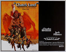 """Chatos Land"". Charles Bronson ..Classic Movie Poster A1A2A3A4Sizes"