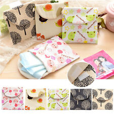 1PC Feminine Hygiene Sanitary Napkin Package Small Bag Sanitary napkin package K