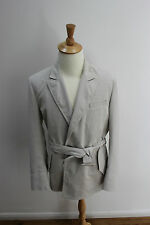 Maison Martin Margiela paris belted  jacket off white new with tags  £1400