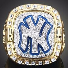 New York Yankees Rivera 1999 World Series Championship Ring Heavy Solid