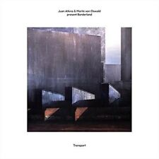 Transport - Atkins,Juan / Moritz Von Oswald Present Borderland CD-JEWEL CASE