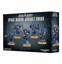 Space Marine Assault Squad - NEW, SEALED