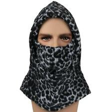 Double-sided Fleece Windproof Bike Winter Full Face Mask Neck Cover Cap New