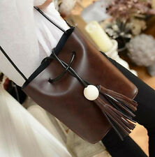 New Women Leather Fashion Bag Messenger Tote Satchel Handbag Shoulder Crossbody