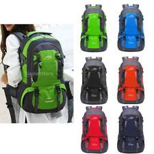 40L Outdoor Sport Hiking Camping Travel Day Pack Bag Trekking Rucksack Backpack