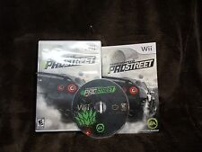 Need for Speed: ProStreet  (Nintendo Wii, 2007)