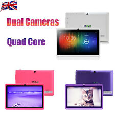 "7"" Inch Android 4.4 Quad Core Capacitive Screen WIFI Tablet Pad PC 16G 3 Colors"