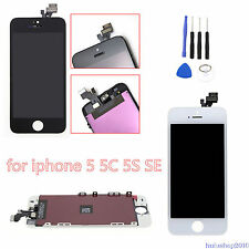 For iPhone 4s 5 5c 5s se LCD Screen Touch Digitizer Glass Display Assembly Tools
