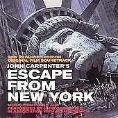 Escape from New York [Expanded Edition] by John Carpenter (Film...