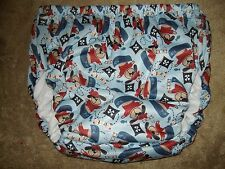 Dependeco adult baby pull up training pants small/medium /large (pirate pup)