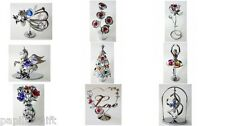 New Crystocraft Swarovski Crystal Ornaments Elements With Gift Box Set Keepsake