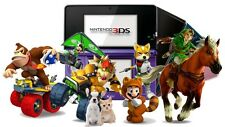 Nintendo 3DS/DS/Gameboy Advanced Games (GBA)