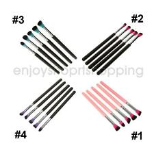 5Pcs Makeup Brushes Set Powder Eyeshadow Blush Concealer Cosmetic Make Up Tool