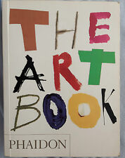 The Art Book Phaidon Paperback Famous Artists Paintings Sculptures