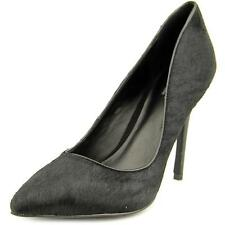 Charles By Charles David Pact Women  Pointed Toe Suede Black Heels
