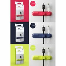 Bcase Tup Desktop Cable Clips Cord Wire Management Organizer Magnetic Holder