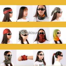 Outdoor Multi-Function Fishing Scarf Bandana Headband Face Mask Neck Protector