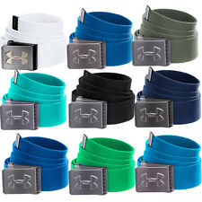 2016 Under Armour Mens Funky Webbing Golf Belt - Bottle Opener Buckle