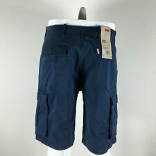 Levi's Men Relaxed fit Cargo shorts 124630160 Dark Blue Original Cotton short