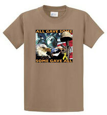 Some Gave All Soldiers Graphic Tees Mens Regular and Big and Tall Size Port & Co